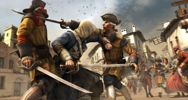 AC4 Stealth Gamescom PV 600x321 Assassins Creed IV: Black Flag Gallery