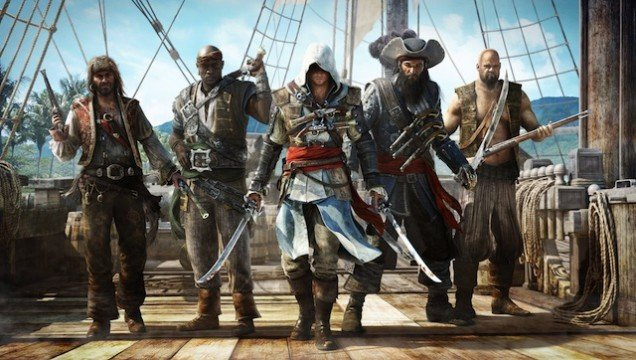 Assassin's Creed IV: Black Flag Lets You Leave The Animus Whenever You Please