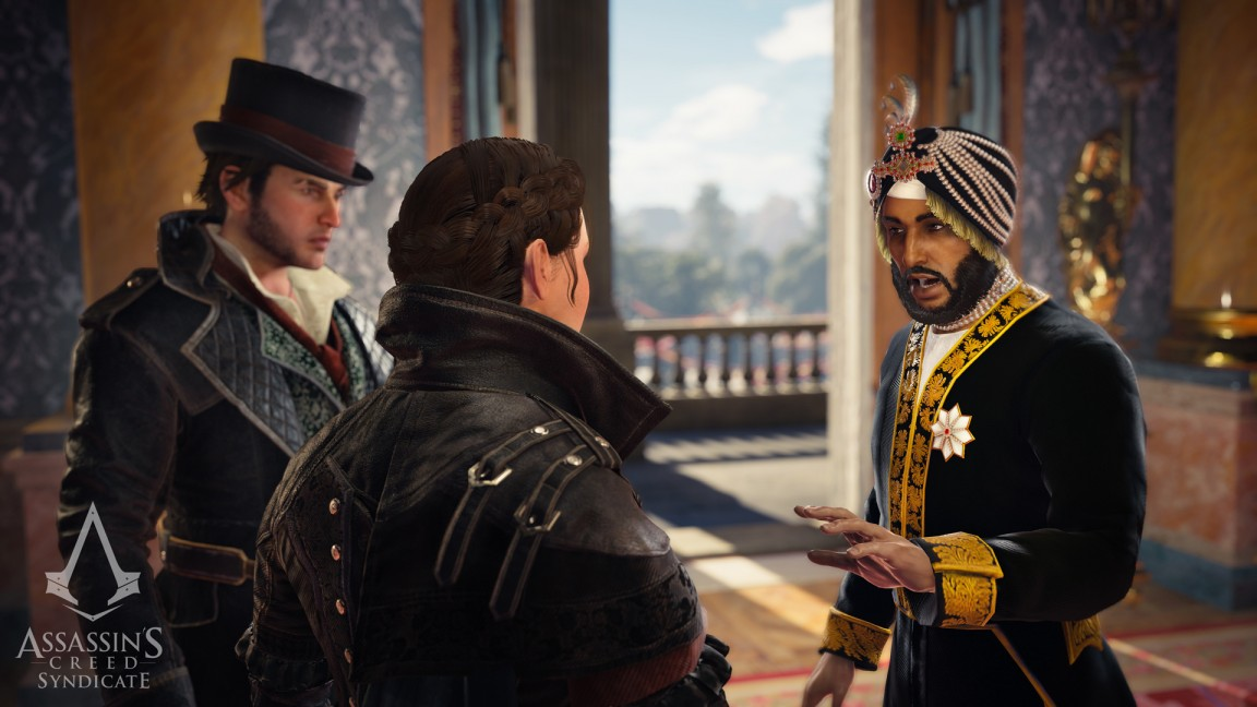 Assassin's Creed Syndicate DLC The Last Maharaja Launches Today, Watch The First Trailer