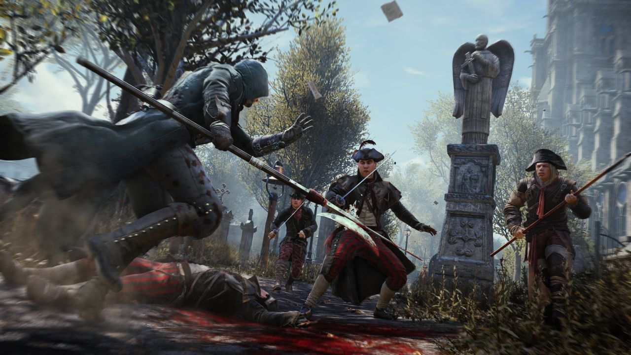 New Trailer For Assassin's Creed Unity Introduces Elise, 'The Fiery Templar'