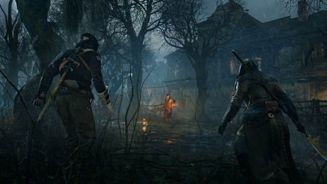 assassins creed unity swamps