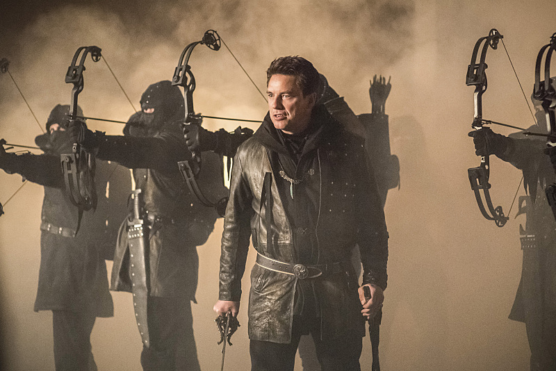 First Look Images From Arrow Season 4, Episode 13 Released