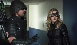 HIVE Strikes In First Look Images From Next Week's Episode Of Arrow