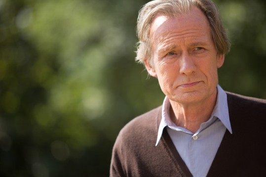 Press Conference Interview With Bill Nighy On About Time
