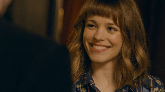 About Time Rachel McAdams first meeting