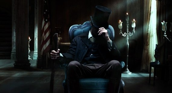 New Images From Abraham Lincoln: Vampire Hunter
