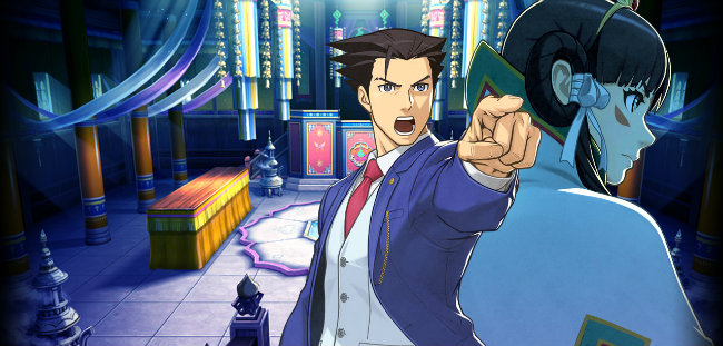 Capcom Reveals First Screens And Gameplay Details For Ace Attorney 6; Demo Playable At TGS