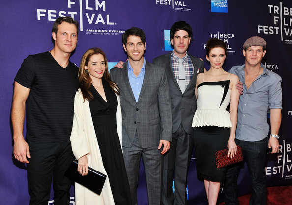 Adam+Christian+Clark+Caroline+Jackie+Premiere+paguHxpZ8f9l Exclusive Interview With The Cast And Director Of Caroline and Jackie [Tribeca Film Festival]