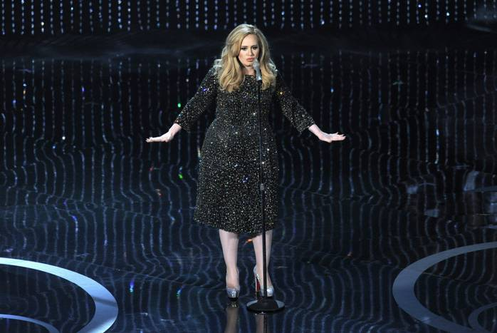 Adele 5 Humble Suggestions For Next Year's Academy Awards Ceremony