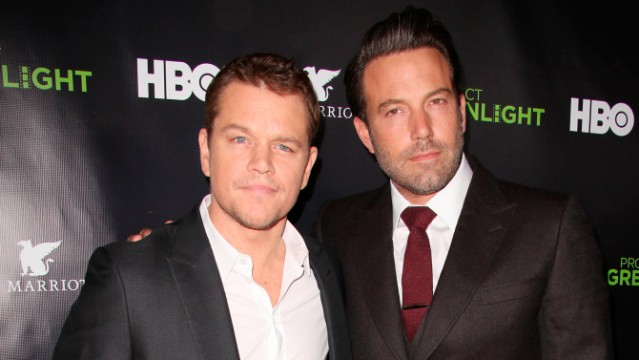 Ben Affleck And Matt Damon Teaming Up For HBO's Water Crisis Movie Thirst