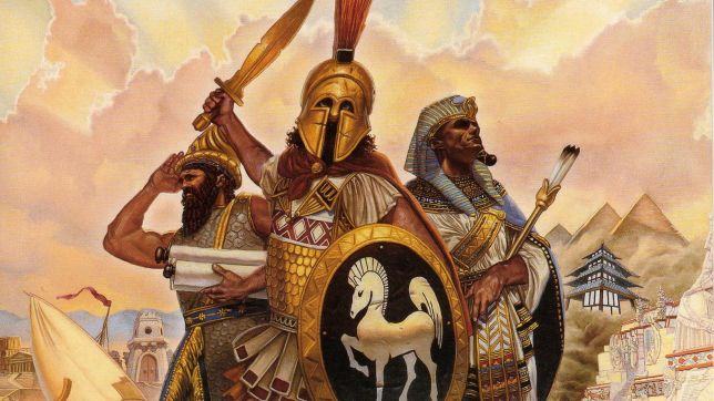 Is Microsoft Prepping A New Game In The Age Of Empires Series?