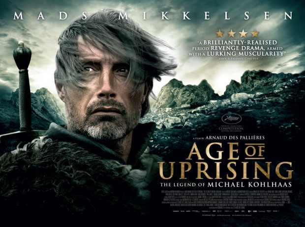 Trailer For Age of Uprising: The Legend of Michael Kohlhaas Has Mads Mikkelsen Angry About Horse Theft
