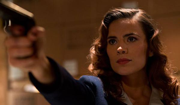 Agent Carter TV Show Discussed At Junket For Captain America: The Winter Soldier
