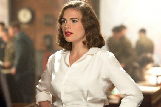 Marvel Reveals Official Synopses For Agent Carter's First Two Episodes
