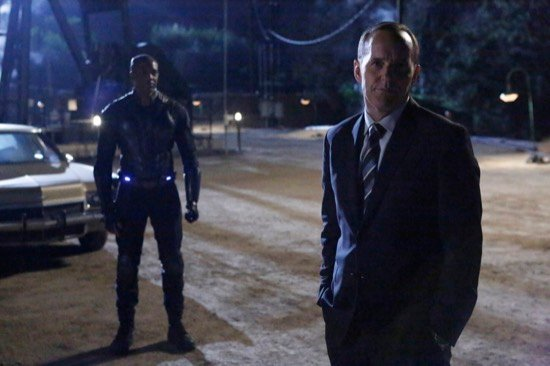 J. AUGUST RICHARDS, CLARK GREGG