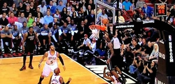 NBA's Top 10 Plays Of The 2011-2012 Season