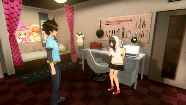 Akiba's Trip: Undead & Undressed Review