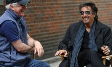 Barry Levinson And Al Pacino Team For The Humbling