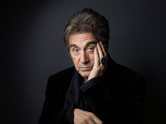 Al Pacino Has Met With Marvel Studios