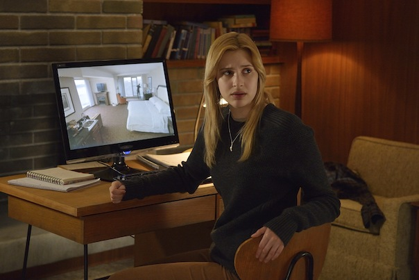 Alexia Fast in The Captive