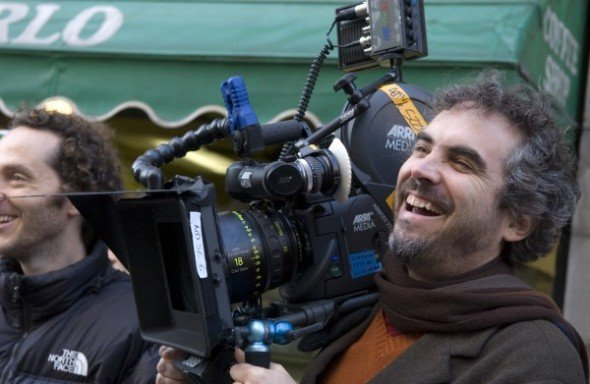 Are Alfonso Cuaron And Simon Pegg Involved With Star Wars?