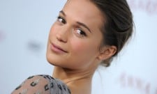 Alicia Vikander Cozies Up To The Man From U.N.C.L.E.