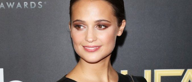 Tomb Raider Star Alicia Vikander Loved The Video Games As A Child