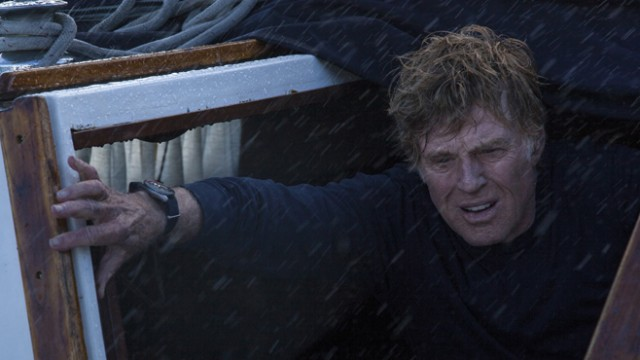 Robert Redford Seems Unsurprised By His Oscar Snub For All Is Lost
