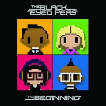 black eyed peas beginning album artwork. Black Eyed Peas Album Cover
