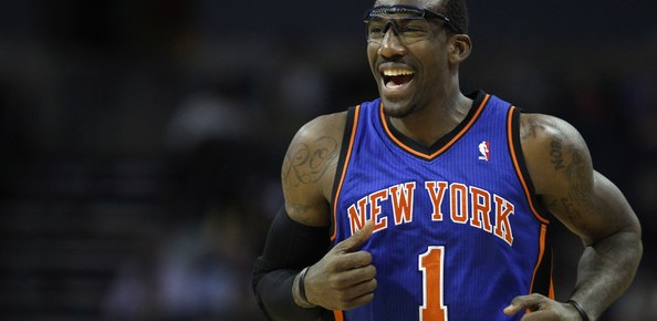 Amare And The Knicks Are On Fire