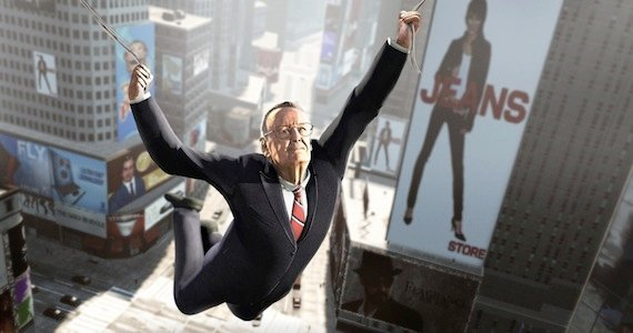 Don't Mess With Stan Lee In The Amazing Spider-Man Game