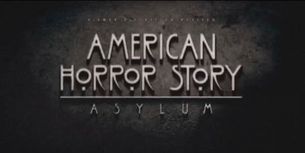 Four Creepy Posters Released For American Horror Story: Asylum
