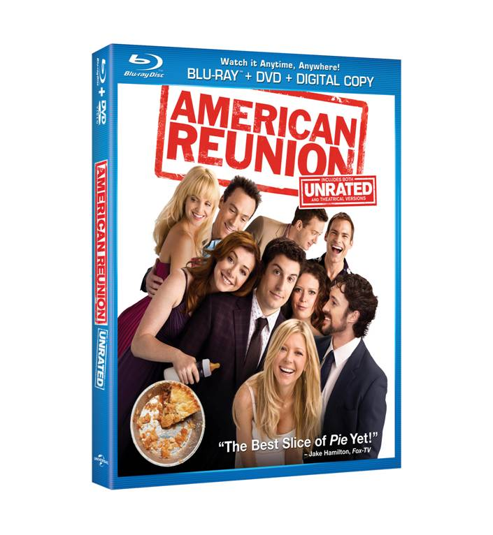 American Reunion Blu-Ray Announced For July