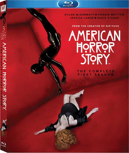 American Horror Story - The Complete First Season Blu-Ray Review