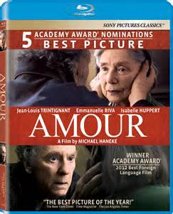 Amour Blu-Ray Review