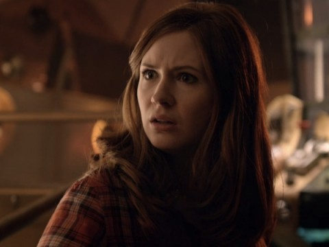 Amy ganger 480x360 The 8 Most Shocking Doctor Who Moments