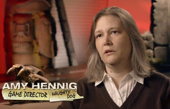Uncharted Series Writer And Director Amy Hennig Has Left Naughty Dog