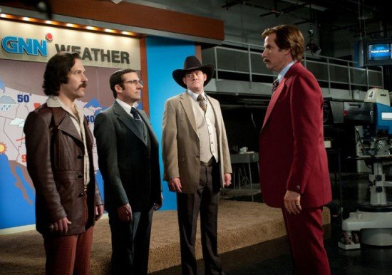 Watch Two New Trailers For Anchorman 2: The Legend Continues