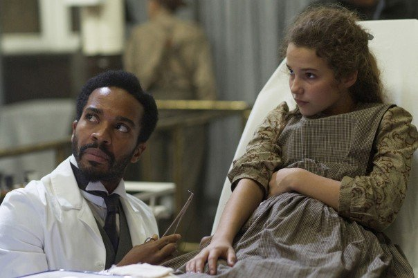André Holland in The Knick