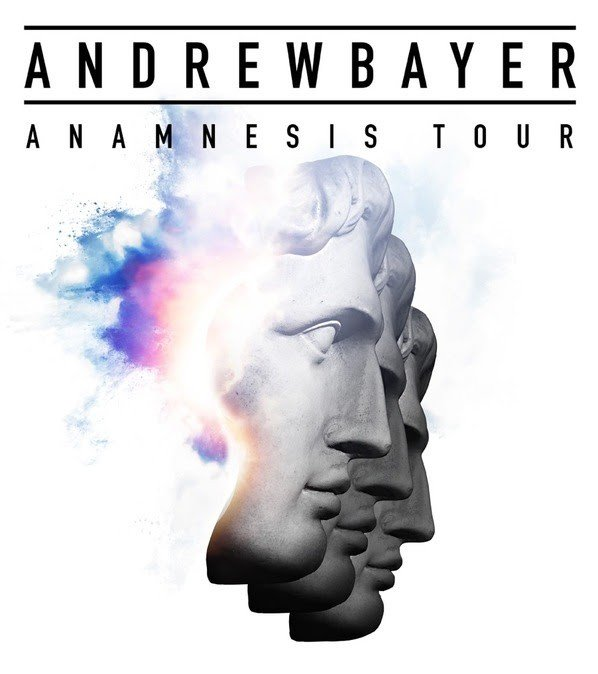 Andrew Bayer Announces Anamnesis Trilogy & Tour