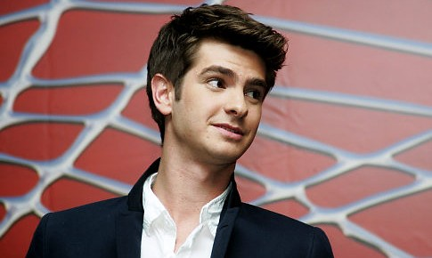 Andrew Garfield Introduces The Amazing Spider-Man Panel At Comic-Con