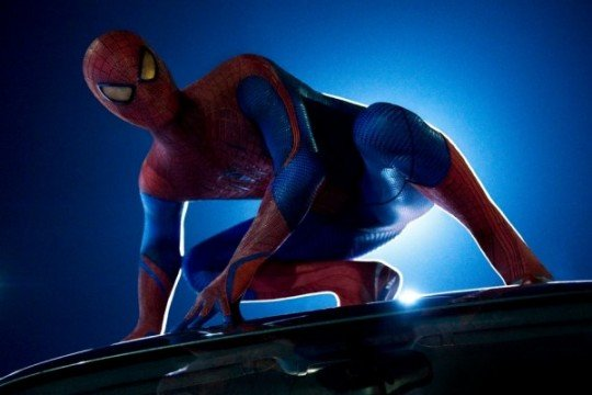 New Image Of Paul Giamatti As Rhino In The Amazing Spider-Man 2