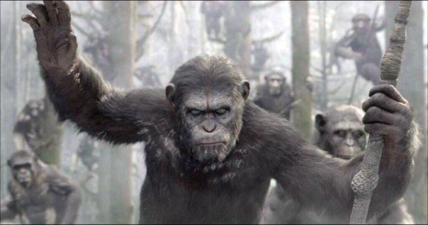 Caesar Heads Into Battle In The First Synopsis For War For The Planet Of The Apes