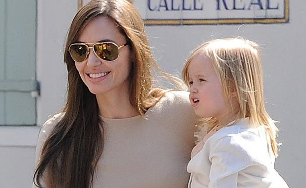 Maleficent To Feature Angelina Jolie S Daughter As Young