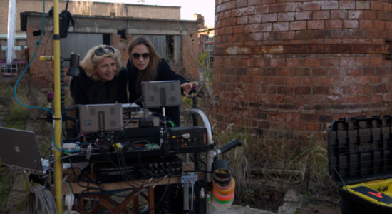 Angelina Jolie's Unbroken Has A Lead And A Cinematographer