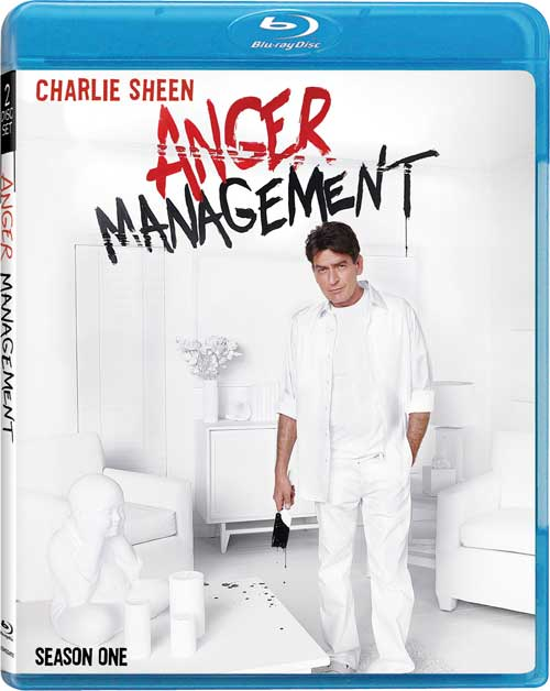 Anger Management: Season One Blu-Ray Review