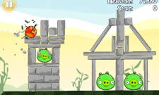 Angry Birds Makes The Jump To Facebook