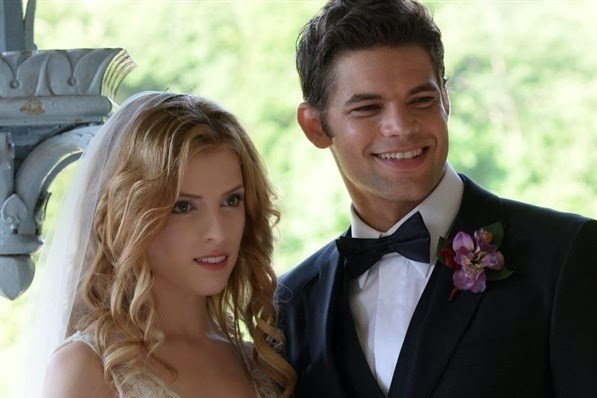 Anna Kendrick and Jeremy Jordan in The Last 5 Years