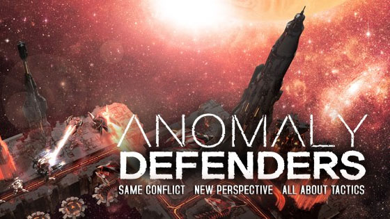 Anomaly Defenders Review