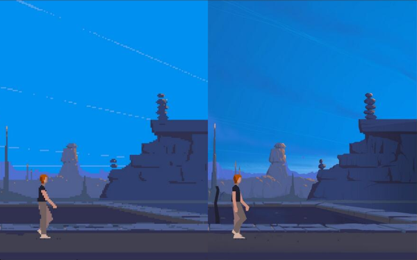 Another World comparison